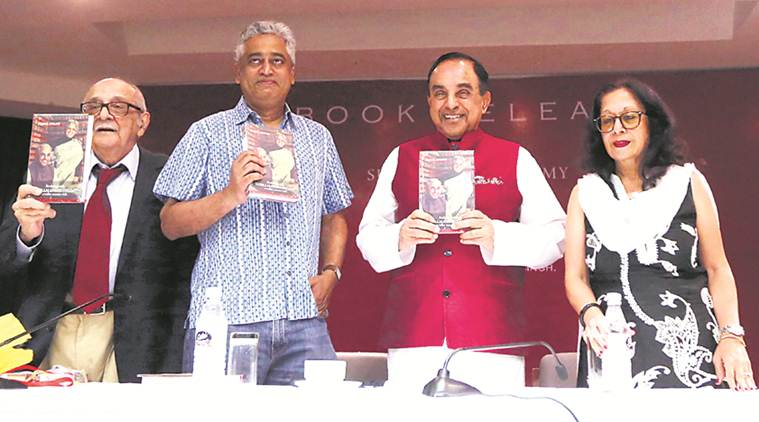 Subramanian Swamy's biography warning: Lot of people will lose reputation