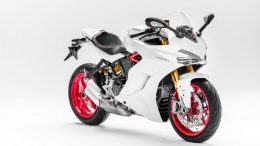 Ducati SuperSport launched in India at a price of Rs 12.08 lakh