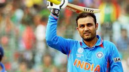 Virender Sehwag turns 39: swashbuckling style