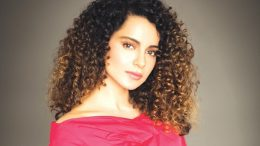 Kangana Ranaut looks in control, fierce and beautiful on the cover of the magazine