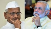 Have lost faith in PM Modi's words, says Anna Hazare