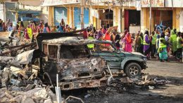 Bomb blast: 276 killed in deadliest single attack in Somalia's history