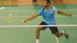 Prannoy stuns Chong Wei; Saina, Srikanth too reach quarterfinals