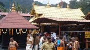 Supreme Court refers issue to larger bench,On entry to all women in Sabarimala temple