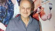 Newly appointed chairman Anupam Kher visits FTII campus unannounced