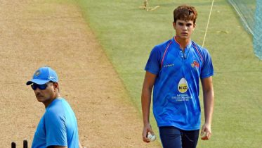 Virat Kohli and co face Sachin Tendulkar's son Arjun in nets before 1st India-NZ ODI