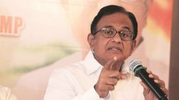 P Chidambaram on Mersal: only films 'praising' govt policies will be allowed