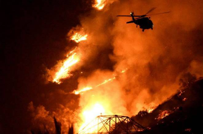 Death toll rises to 40: California wildfire