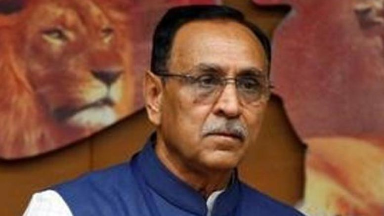 Gujarat CM Vijay Rupani: VAT on fuel reduced by 4%, petrol by Rs 2.93, diesel by Rs 2.72