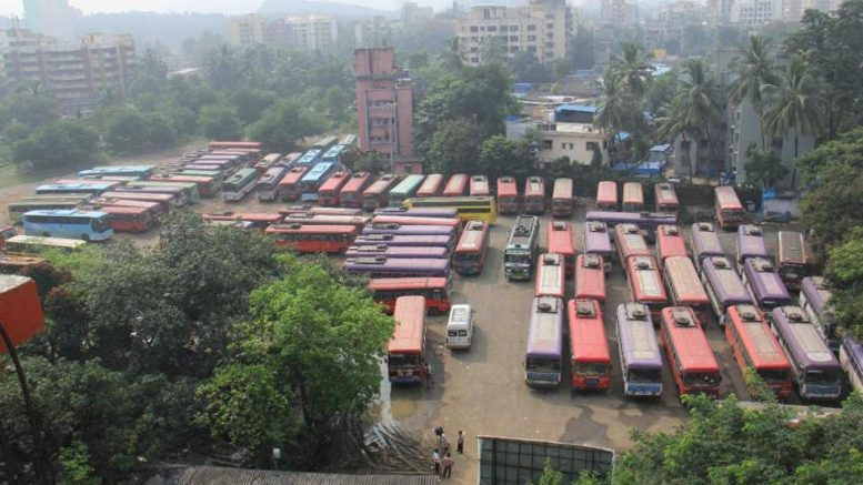 MSRTC employees on strike; Diwali travel hit