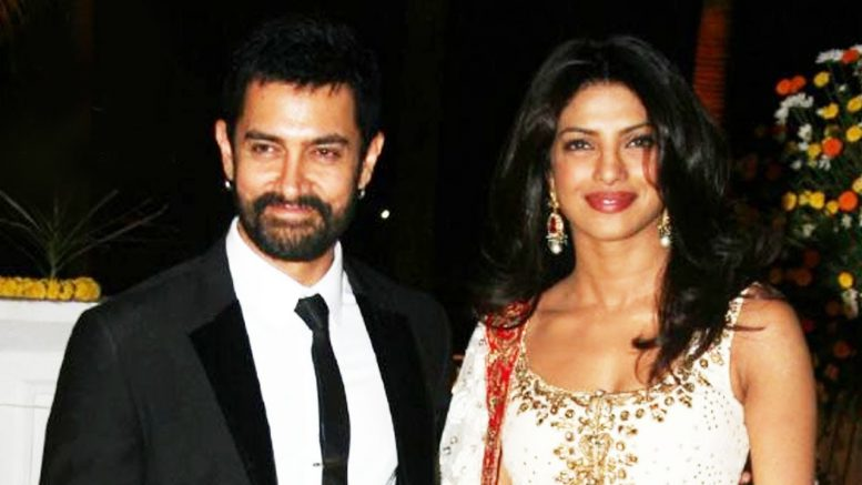 Confirmed Priyanka Chopra joins Aamir Khan in Rakesh Sharma biopic