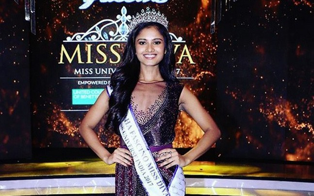 Shraddha Shashidhar represent India at Miss Universe this year