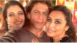 Shah Rukh Khan thanked his leading ladies and the photo is beautifully nostalgic