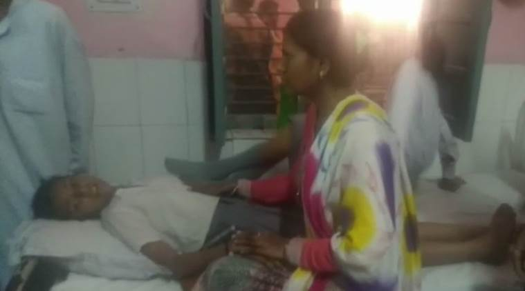 30-35 students admitted to hospital in UP's Shamli after chemical leak in nearby sugarmill