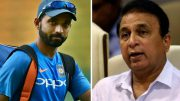 Sunil Gavaskar says Ajinkya Rahane's omission is not understandable