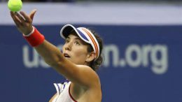 Muguruza braced for big hitters in WTA Finals