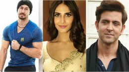 Hrithik Roshan vs Tiger Shroff: Vaani Kapoor joins the two handsome hunks