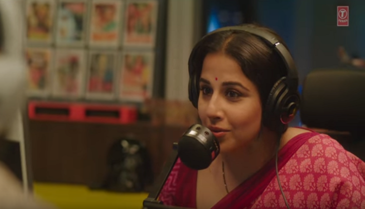 Watch Tumhari Sulu trailer: Vidya Balan goes from saree-clad bhabhi to a late night RJ