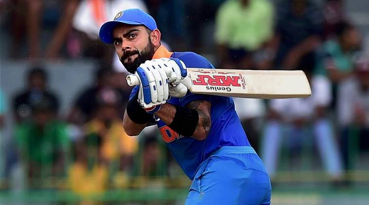 Vrat Kohli first ever batsman to score 500 runs in a bilateral ODI series