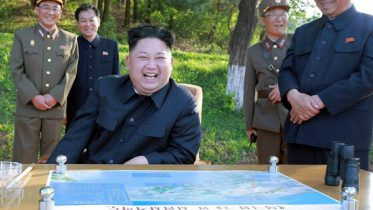 North Korea says 'a nuclear war may break out any moment'