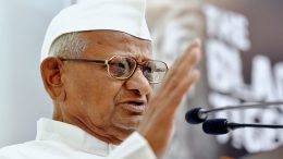 Anna Hazare will launch an agitation over Jan Lokpal and farmers' issue on March 23 next year