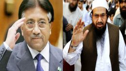 Former Pak president Pervez Musharraf says he's 'biggest supporter' of LeT, Saeedey returns