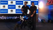 Bajaj Discover 110 and Discover 125 launched