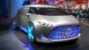 Robot Car by Mercedes Benz may be in 2021