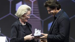 Shah Rukh Khan honoured with Crystal Award at the World Economic Forum (WEF) in Davos