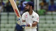 Virat Kohli becomes top run scorer as India Test captain
