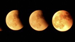 chandra grahan 2018, Treat for your eyes as rare lunar eclipse set to paint the sky red