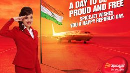 SpiceJet celebrates Republic Day, tickets start from Rs 769