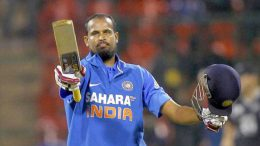 Yusuf Pathan suspended on doping violation by BCCI