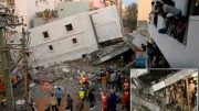 3 workers died as Under-construction building collapsed in Bangalore
