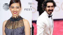 Radhika Apte and Dev Patel have started shooting for the film 'The Wedding Guest'