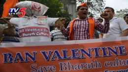 As usual Bajrang Dal warns Couples Out on Valentine Day Will be Married Off
