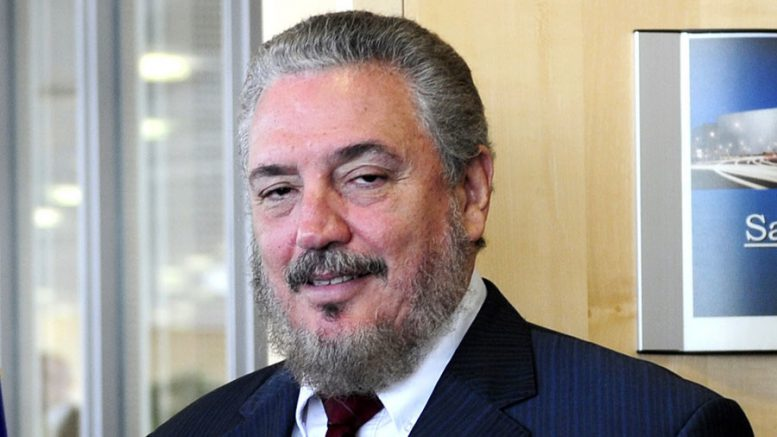 Fidel Castro's son commits suicide after battling depression
