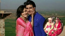 Gautam Rode gets married to Pankhuri Awasthy