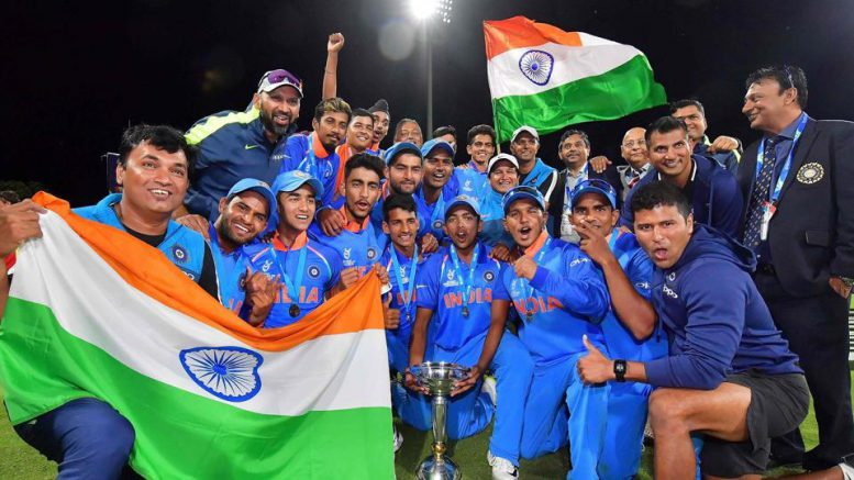India wins Under 19 World Cup 2018