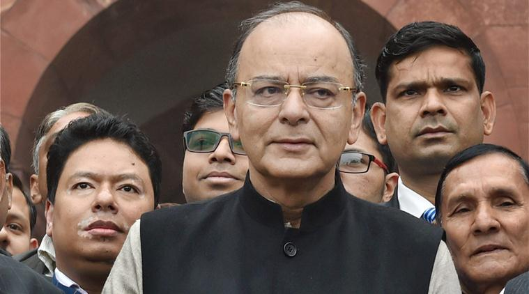 FM Arun Jaitley presents Union Budget 2017