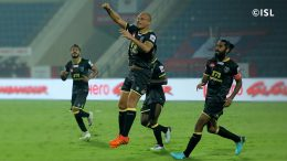 ISL 2017-18 Wes Brown's first ISL goal helps Kerala Blasters beat NorthEast United
