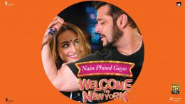 Salman Khan - Sonakshi Sinha Create Magic In Nain Phisal Gaye From Welcome To New York
