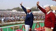 Three years of AAP, Arvind Kejriwal, cabinet ministers to take questions from people
