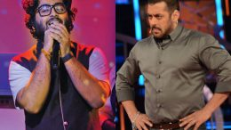 Salman has once again snatched a song from Arijit in the Welcome To New York