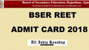 Rajasthan BSER REET admit card released, check reetbser.com