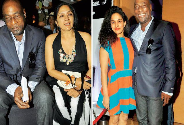 Neena Gupta, Viv Richards And Masaba's Family Reunion. See Pic