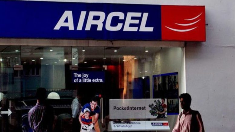 Aircel files for bankruptcy over mounting financial troubles