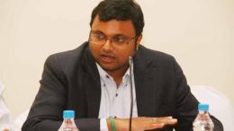 CBI arrests Karti Chidambaram in INX Media money laundering case